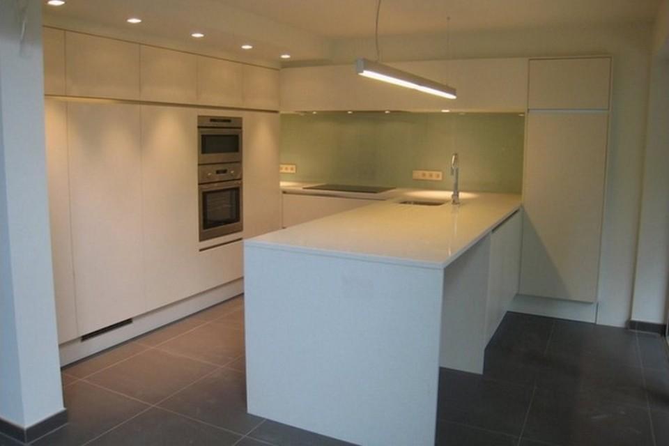 Dv d architecten moderne keukens - D co keuken ...