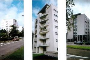 appartementsgebouw te Brugge