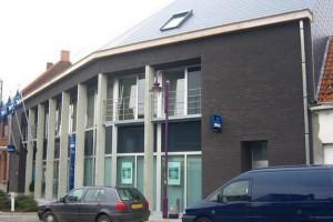 kantoor KBC te Kieldrecht