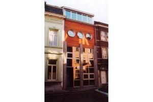 kantoorgebouw te Kortrijk