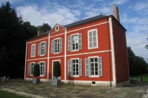 restauratie kasteel Landouzy-la-ville (Fr)