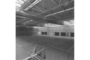gemeentelijke sporthall te Tervuren