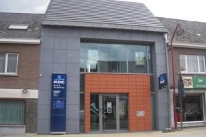 KBC kantoor te Haaltert