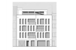 appartementsgebouw te Antwerpen
