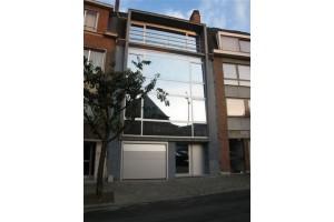 renovatie appartementsgebouw te St.-Pieters Woluwe