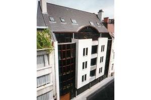 appartementsgebouw te Gent